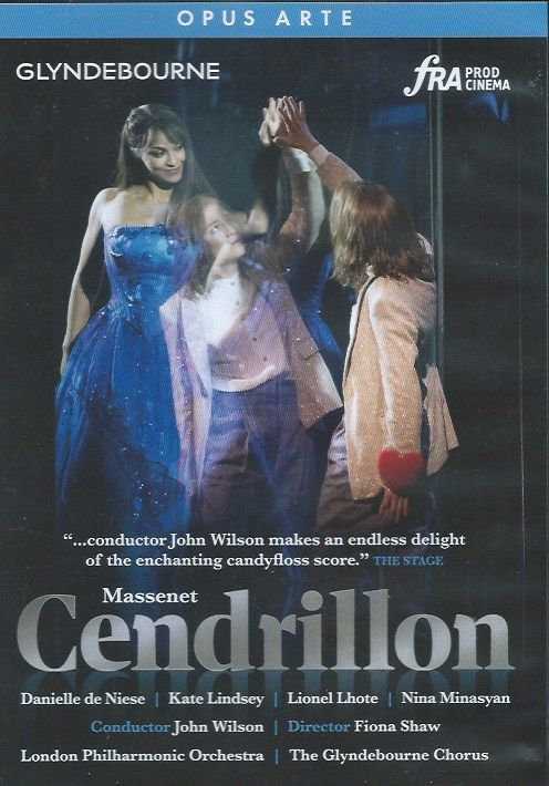 An adult fairy tale: Glyndebourne's Massenet 'Cendrillon'