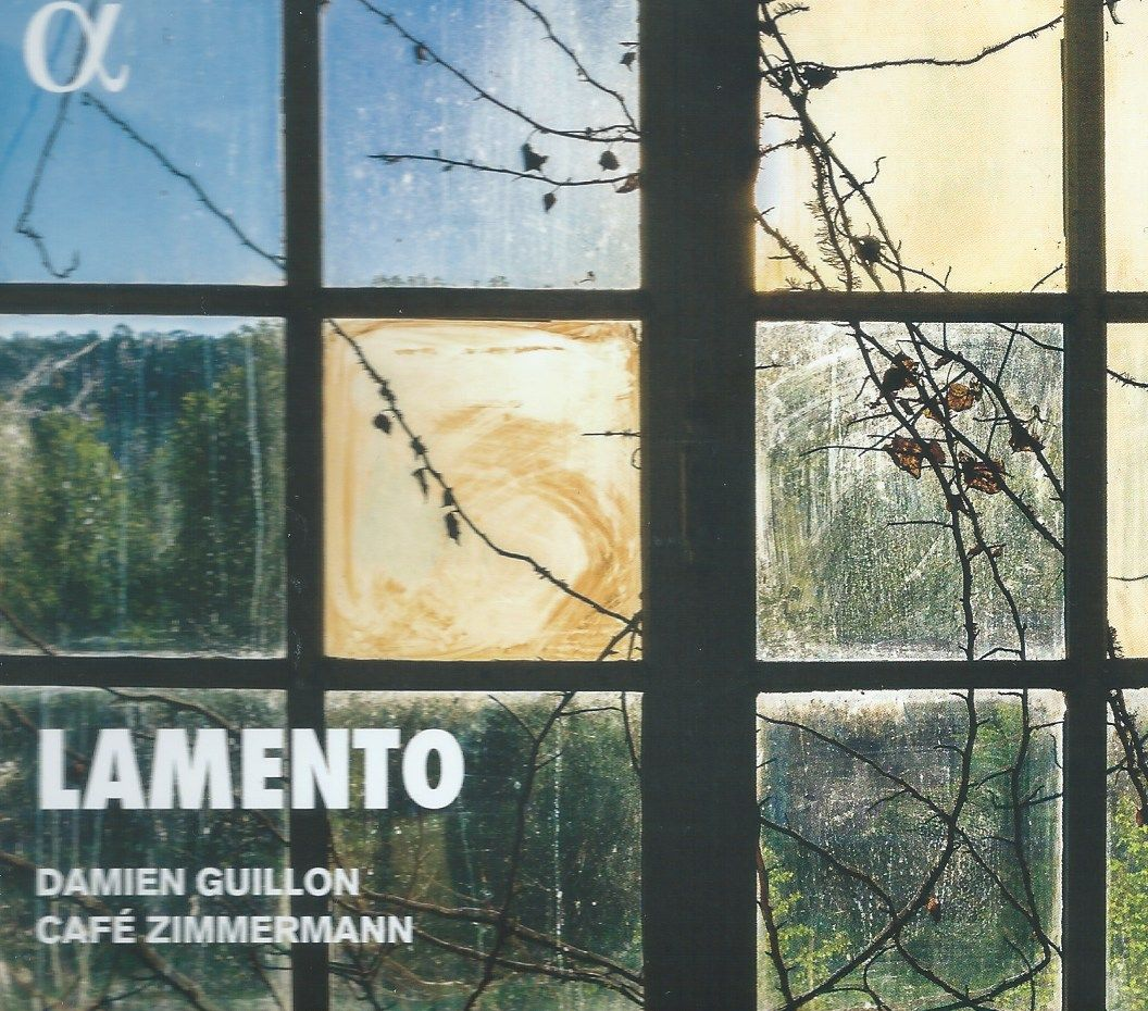 Cafe Zimmermann with Damien Guillon: Lamento