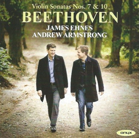 Beethoven Violin Sonatas from Onyx