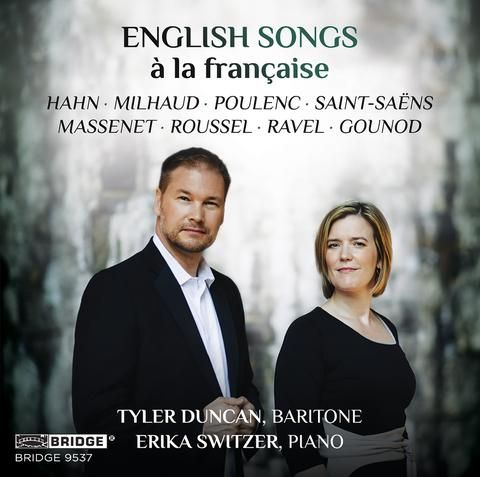 English Songs à la française, with love from Canada