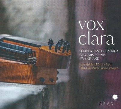 Vox Clara: Late Medieval Chant