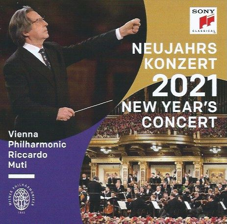 New Year's Day 2021 from Vienna with Riccardo Muti