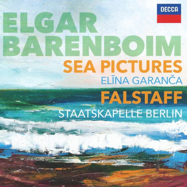 Internationalist Elgar: Barenboim and Garanca's Sea Pictures