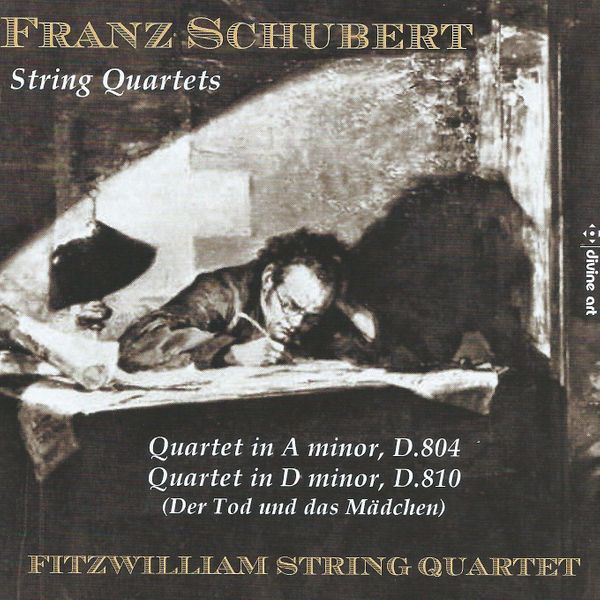 Death and the Maiden: The Fitzwilliam Quartet and Schubert