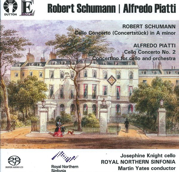 Discovering Schumann, and more ...