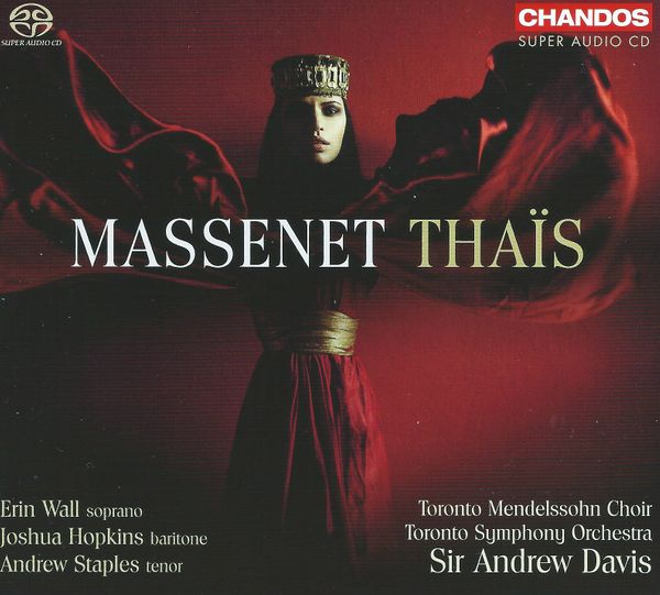 Meeting Massenet: a Canadian Thais