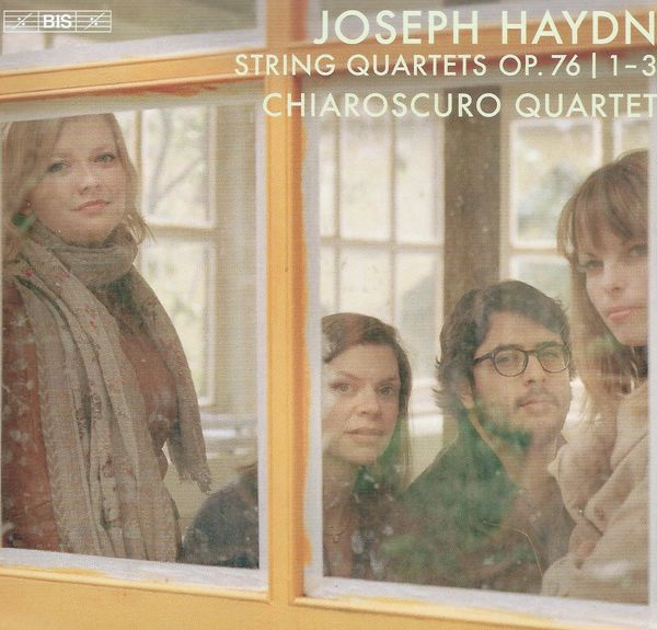 The Sheer Joy of the Chiaroscuro Quartet's Haydn