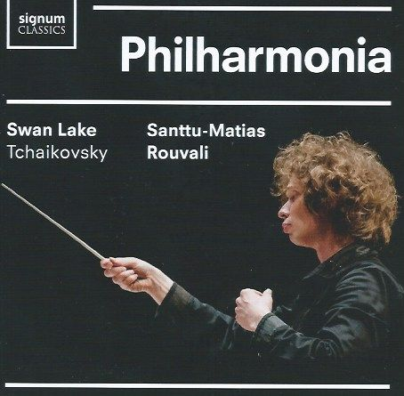 The Philharmonia's new conductor, Santtu-Matias Rouvali, in Tchaikovsky