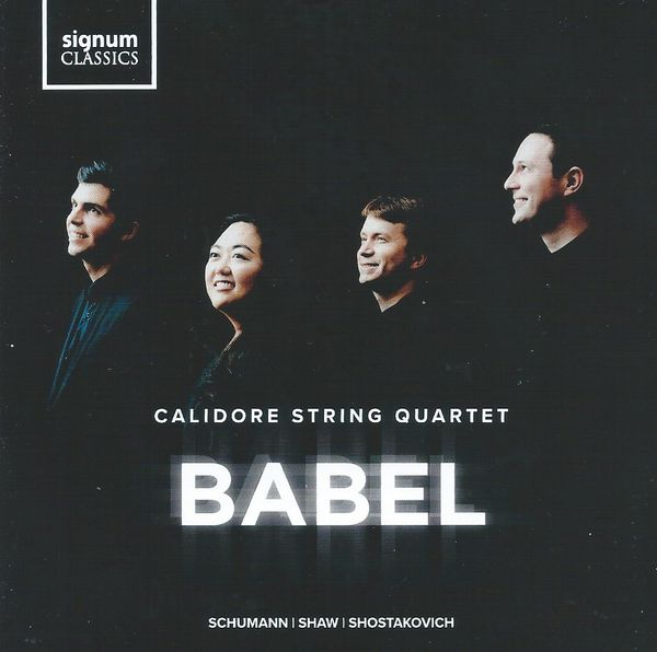 Babel: The Calidore Quartet explores the very nature of communication
