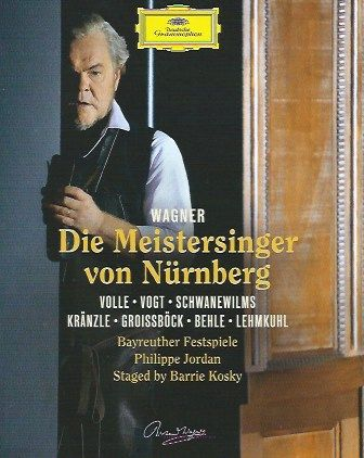 Wagner's Meistersinger from Bayreuth