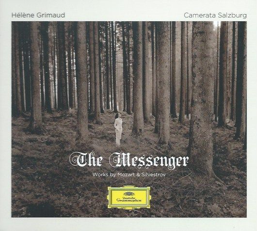 The Messenger: Helene Grimaud in Mozart and Silvestrov