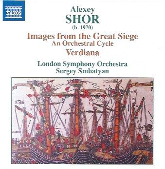 Images from the Great Siege: Alexey Shor on Naxos