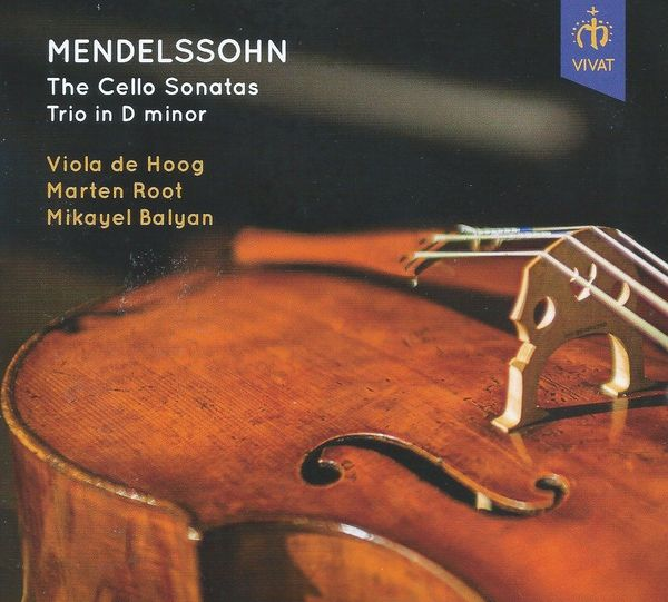 Cellist Viola da Hoog plays Mendelssohn (and Bach)