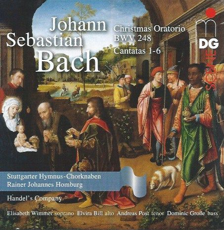 An Oratorio for Christmas: Bach's Weihnachts-Oratorium