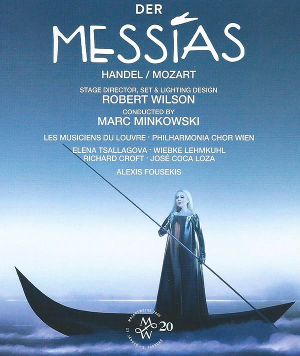 Der Messias: Handel's Messiah in Mozart's version, staged