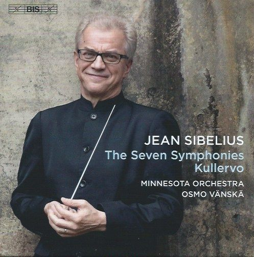 Complete Sibelius Symphonies from Minnesota