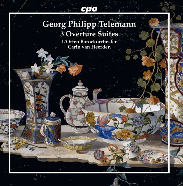 Musical kaleidoscopes: Telemann Overture Suites in first recordings