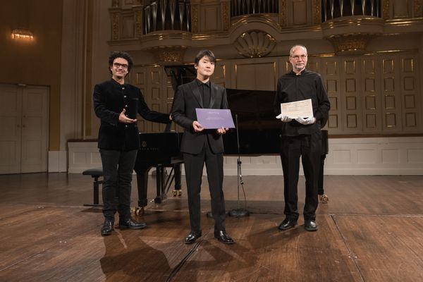 94 Seconds of New Mozart: A Mozart Premiere