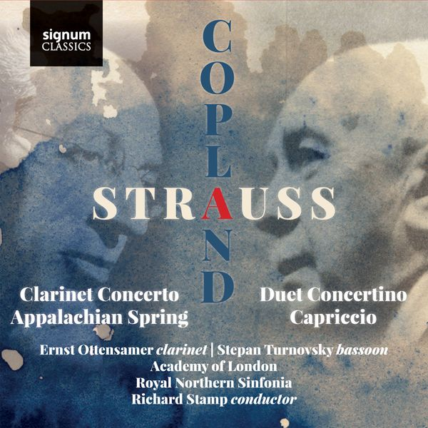 Conductor Richard Stamp in interview: Copland and Strauss