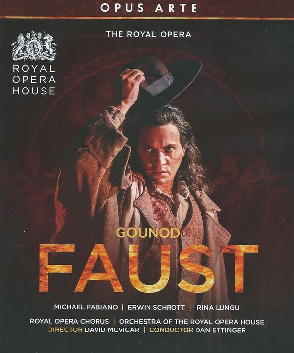 A Devilish Pact: Gounod's Faust from the Royal Opera