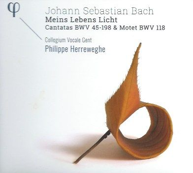 Bach from Philippe Herreweghe