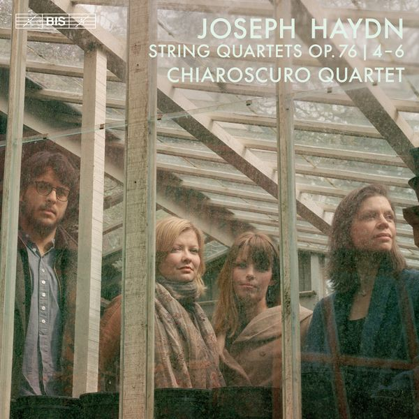 More sheer joy: the Chiaroscuro Quartet completes Haydn's Op. 76