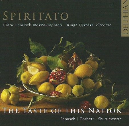 Spiritato: The Taste of This Nation