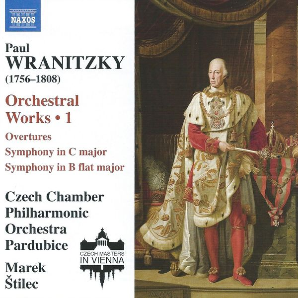 The Music of Paul Wranitsky: Orchestral Works